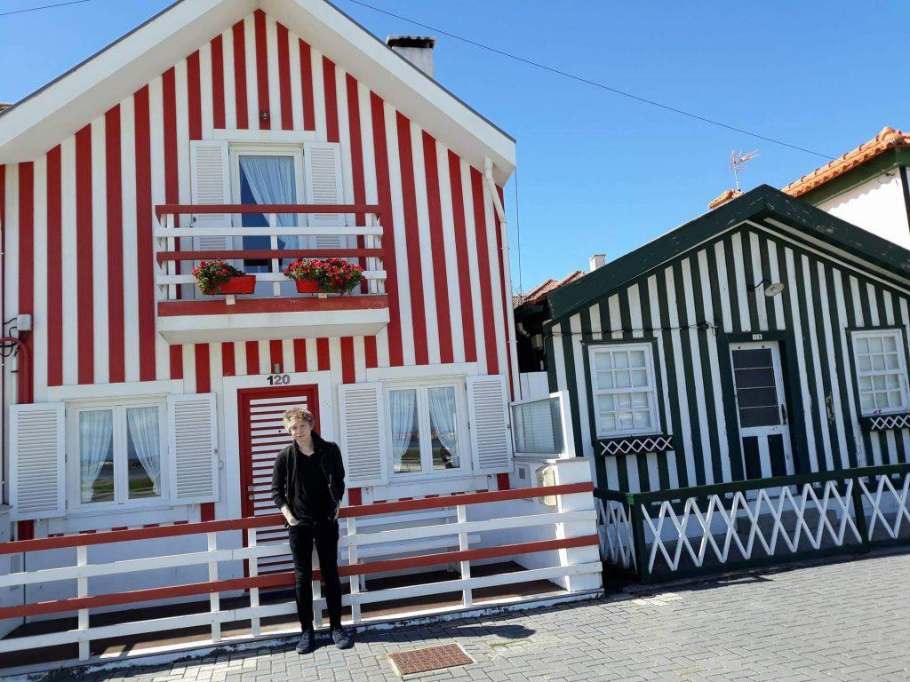 aveiro farebné domčeky