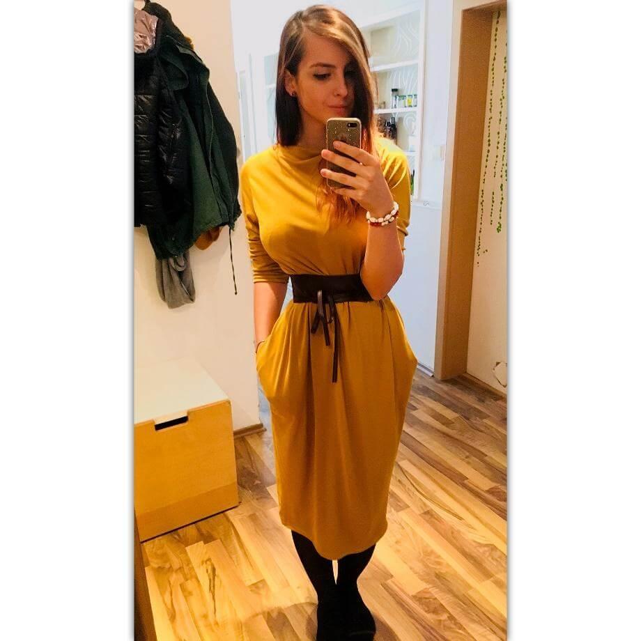 outfit do školy šaty
