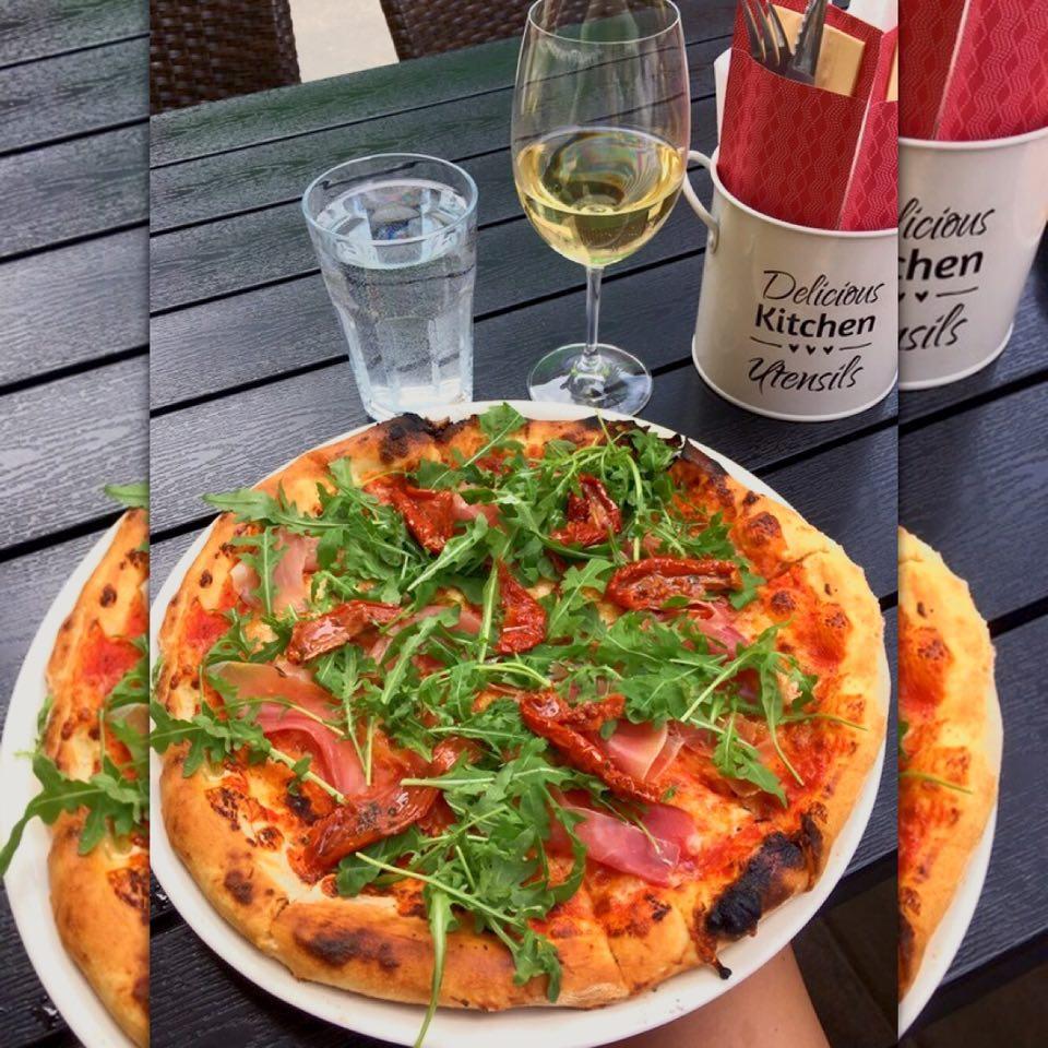 recept na špaldovú pizzu