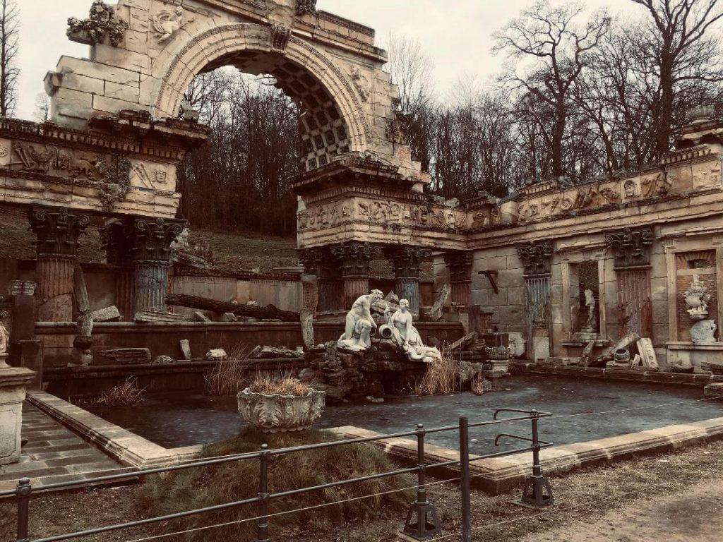 zoo schonbrunn vo viedni