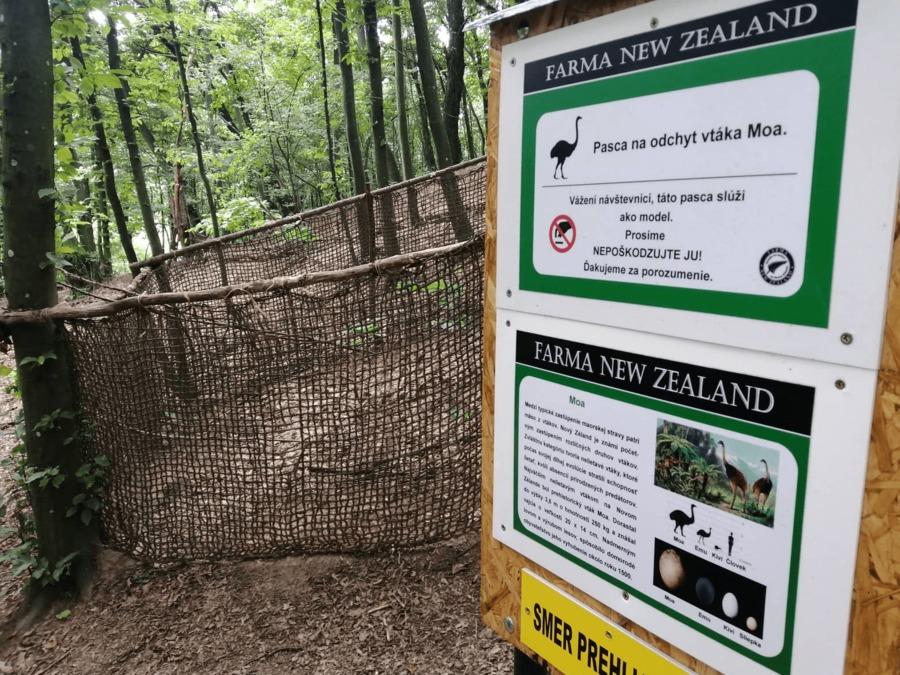 dotyková zoo