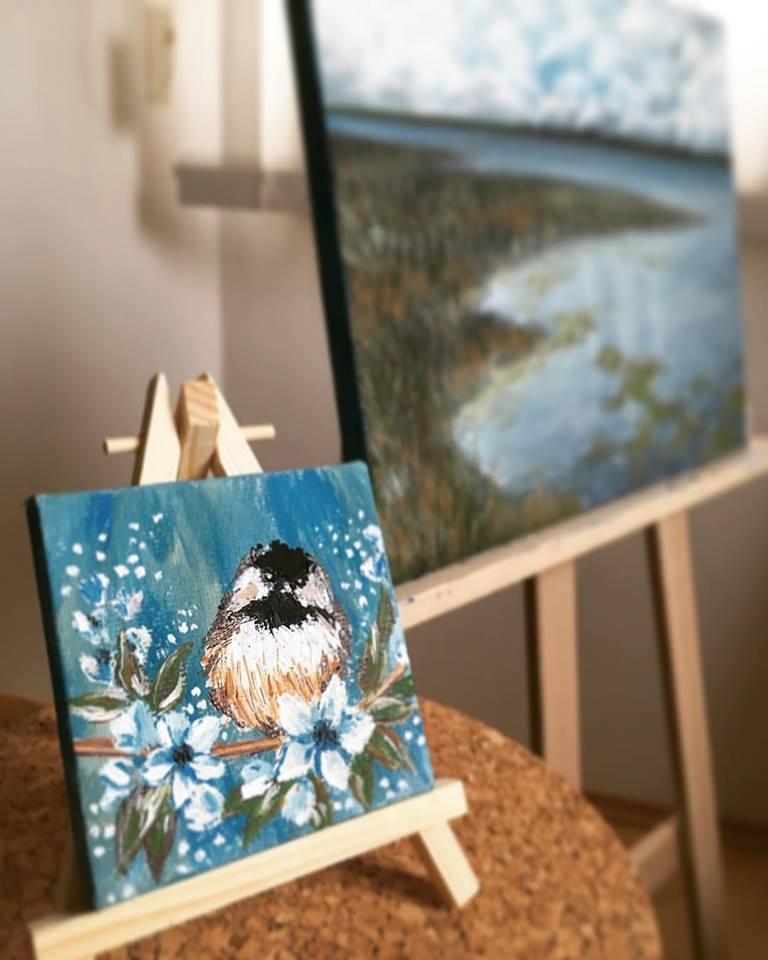 maľovanie pre začiatočníkov