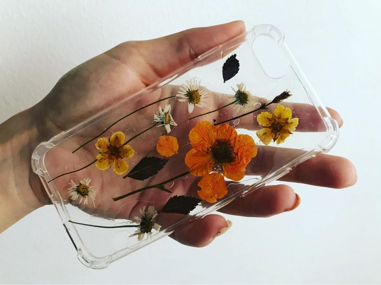 vyrobený kryt na mobil