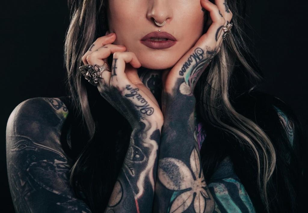 farebné tetovanie