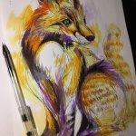 zvieracie tetovanie