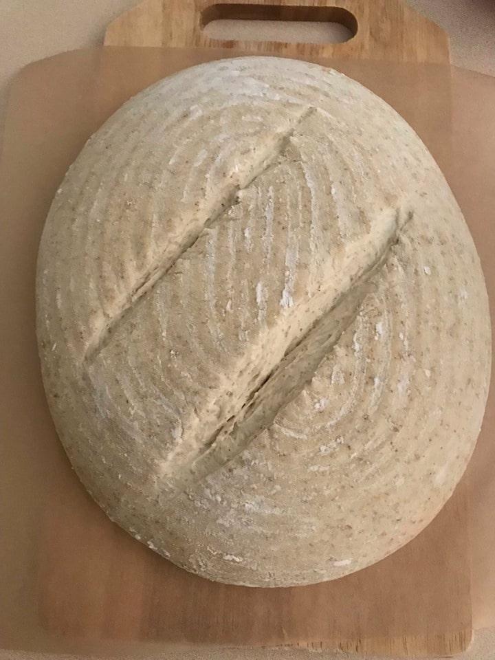 cesto na chleba