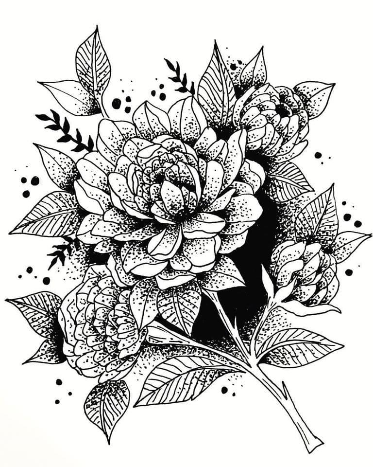 kytica tetovanie