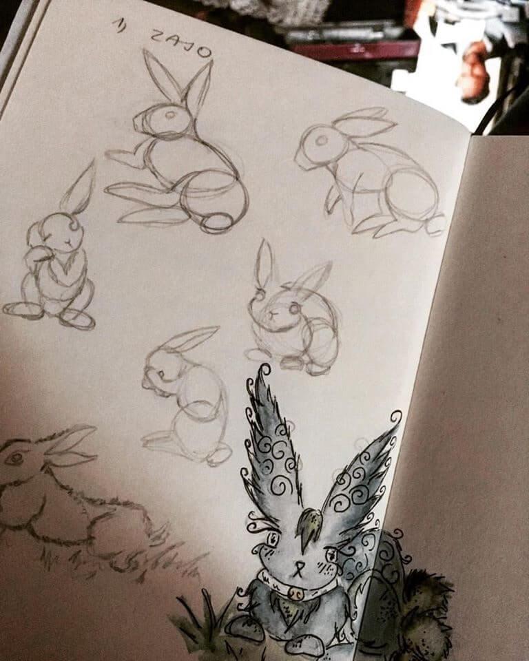 kreslenie ceruzkou