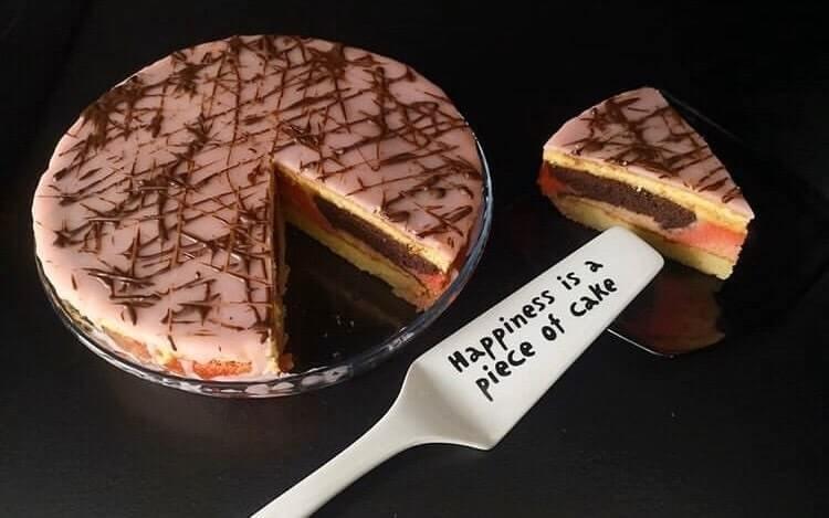 hotová punčová torta