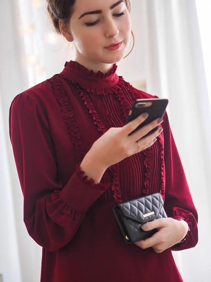 móda kryty na mobil