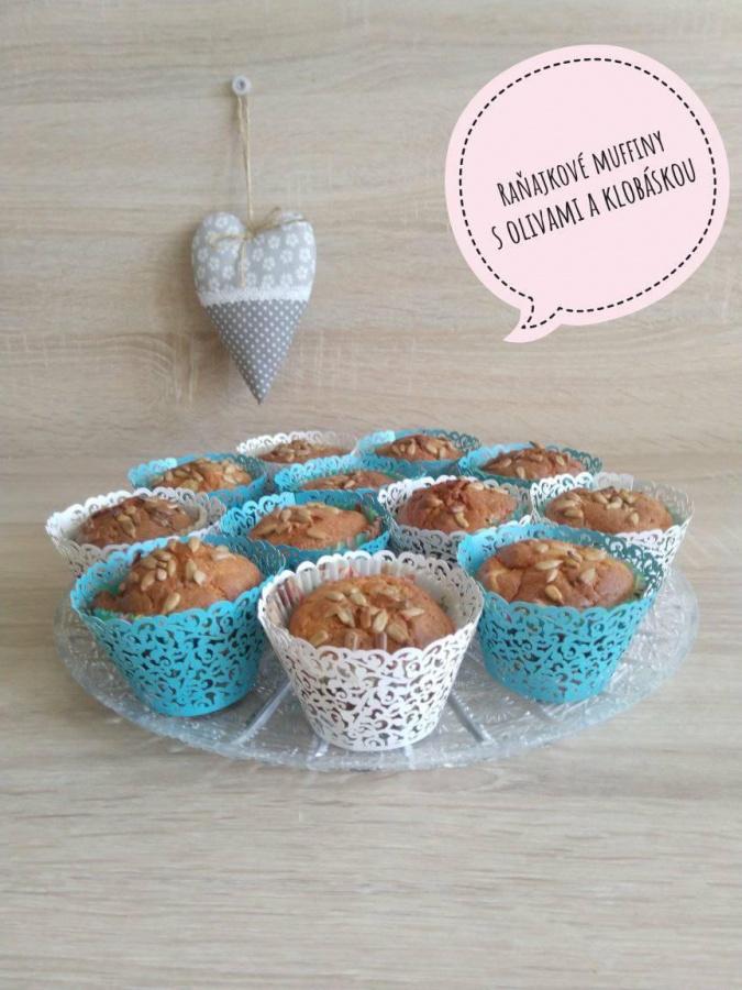 raňajkové muffiny