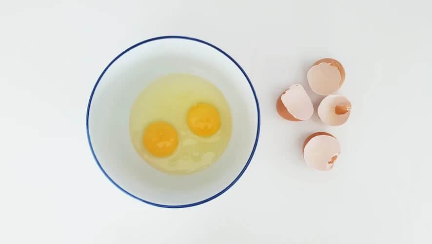 vajíčka počas keto diéty