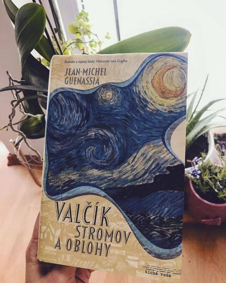 obal knihy Valčík stromov a oblohy