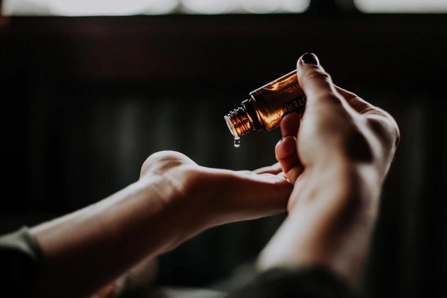 olej s vôňou levadule