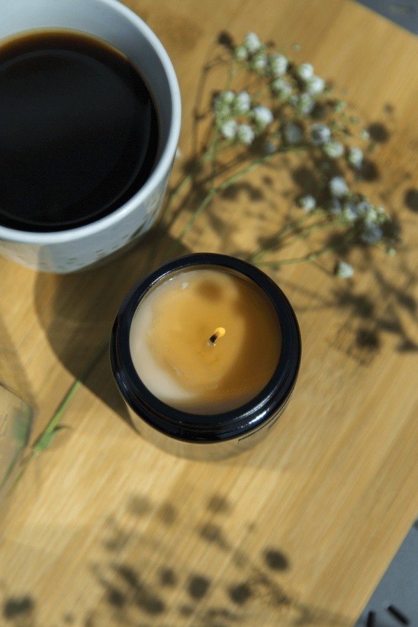 domáca sviečka