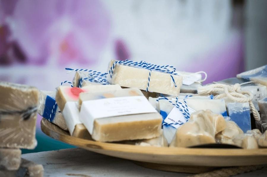 výroba domáceho mydla