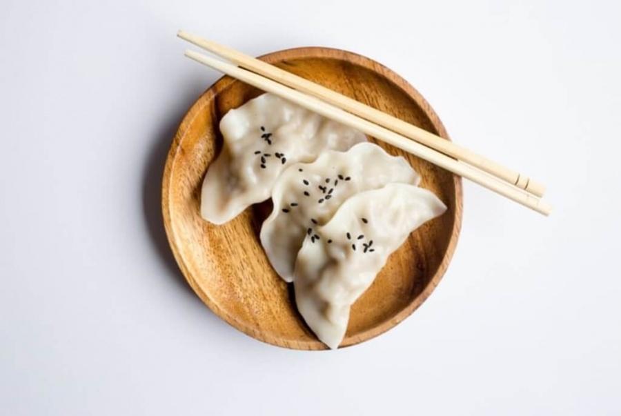 ryžové buchtičky na sladko so sezamom